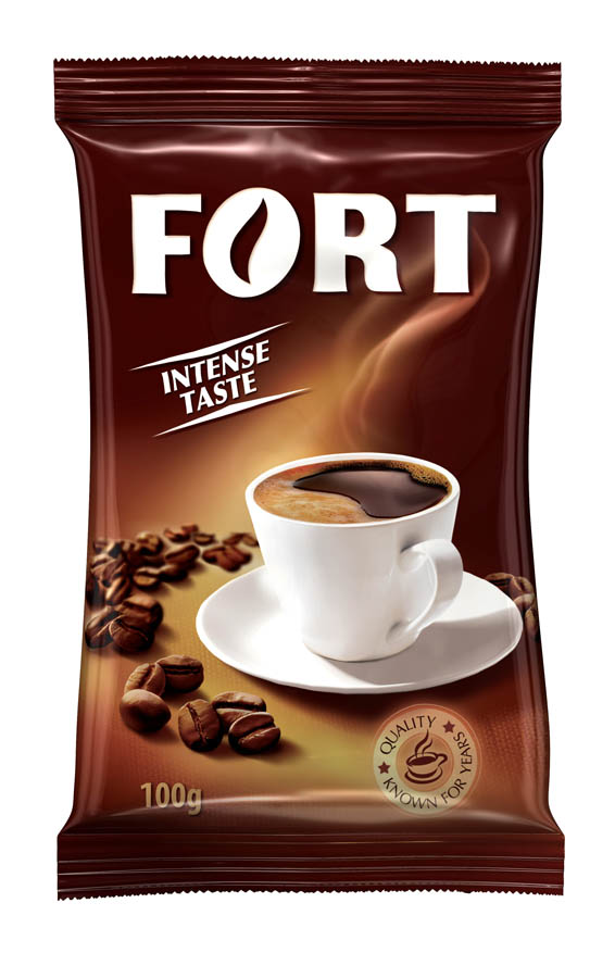 Ground Coffee FORT