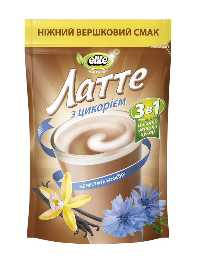 Latte with chicory ELITE HEALTH LINE