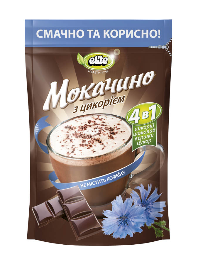 MOKACHINO with chicory ELITE HEALTH LINE