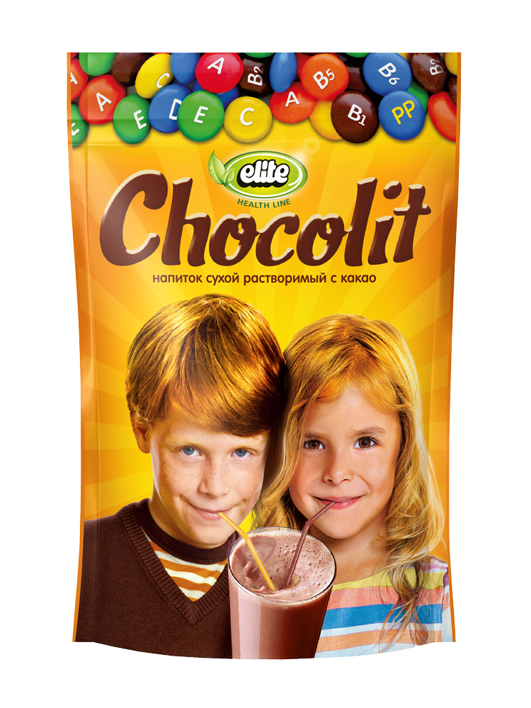 Cocoa-drink CHOCOLIT ELITE HEALTH LINE
