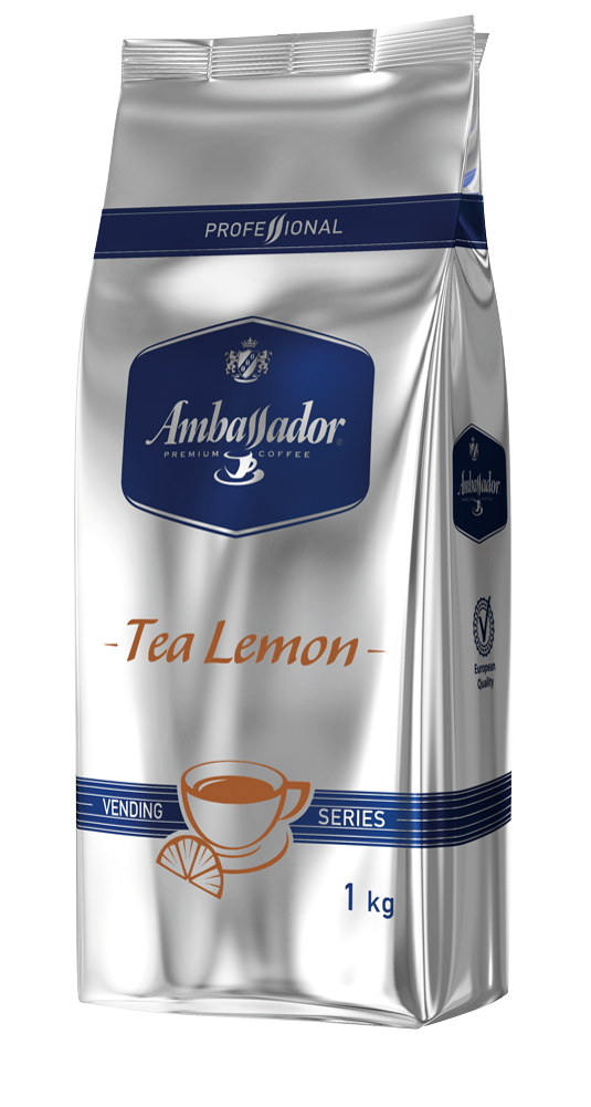Чай с лимоном Ambassador Tea Lemon