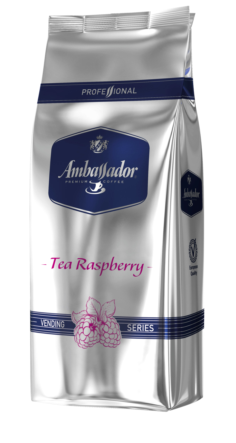 Чай з малиною Ambassador Tea Raspberry
