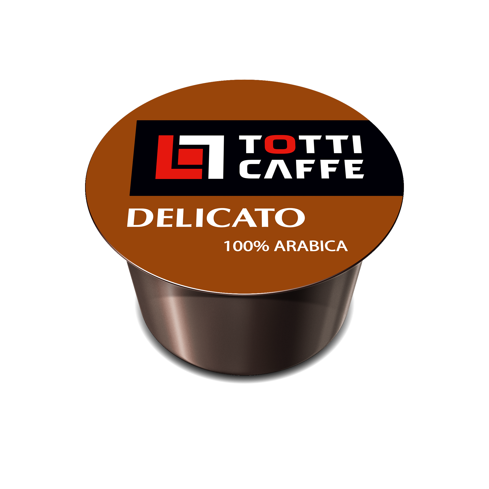Капсулы TOTTI CAFFE Delicato
